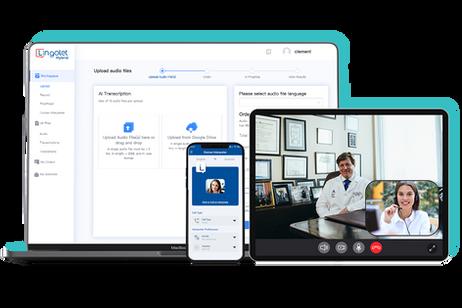 Get Over-the-Phone Interpreting (OPI) with Lingolet Hybrid Platform.