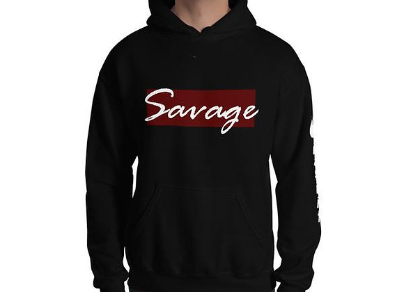 """Kasfit """"Savage"""" Deluxe Hoodie"""