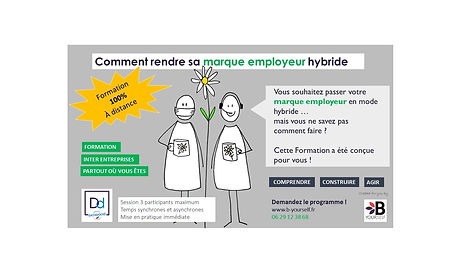 FORMATION marque employeur hybride Nante