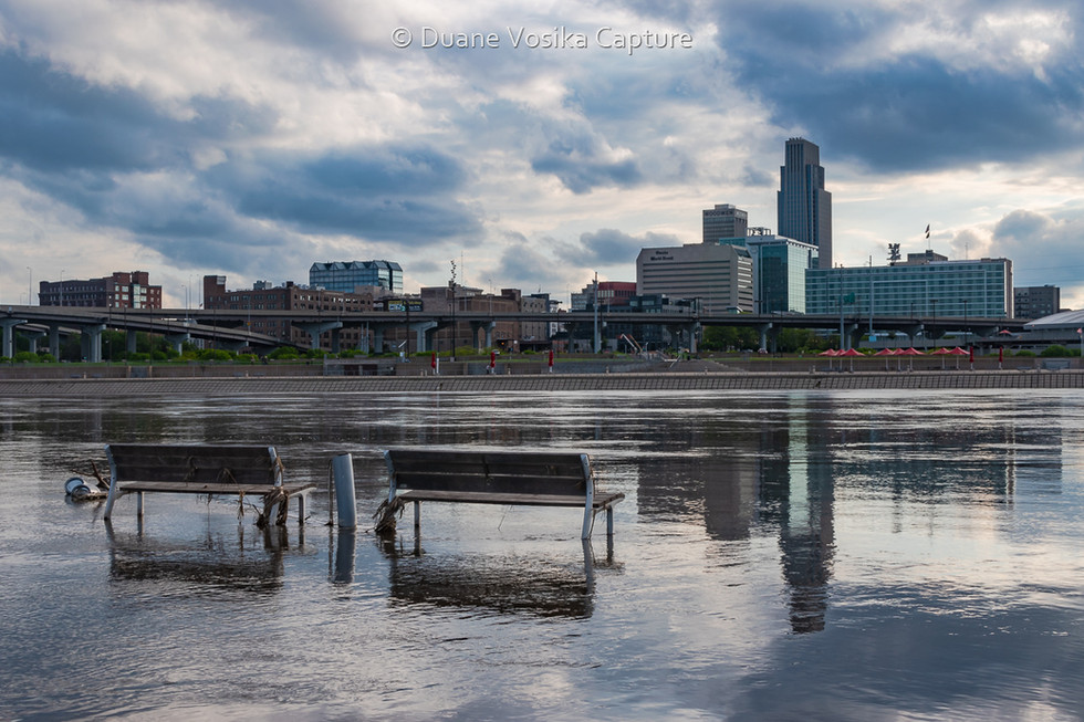 River's Edge Flood