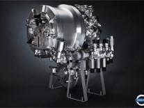 Primeiro protótipo de módulo de transmissão KERS desenvolvido para os carros de passeio modelo Volvo