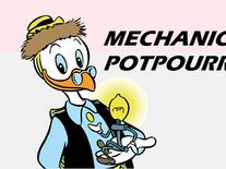 Mechanical Potpourri - A mecânica na veia