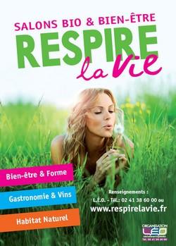 Conférence Sophrologie - Salon Bio & Bien-Etre Respire - 06/03/15 Le Mans