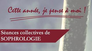 Séances collectives de sophrologie