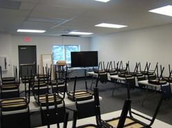 2013 Parke Co EMS Station Training Room