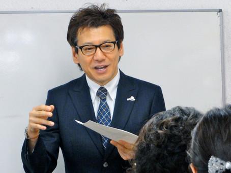 11/28(土)「さあ、はじめよう!」中学入試説明会+新小4年 無料公開授業のお知らせ