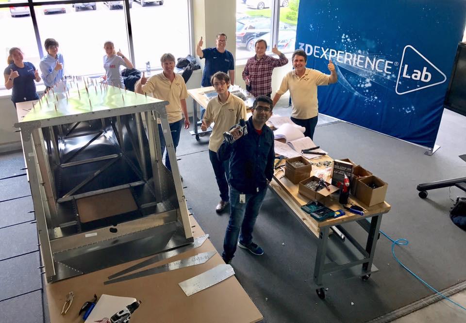 Dassault Systems(다쏘시스템즈)사의 3DExperience Lab
