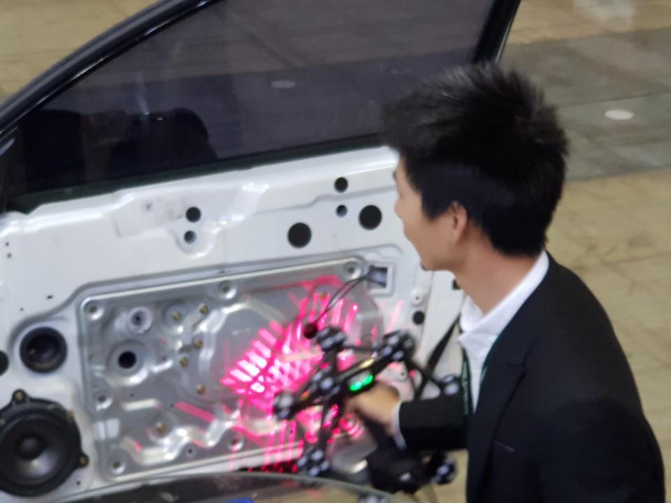 Inside3DPrinting 2019 HyperScan & ZG-Track 데모