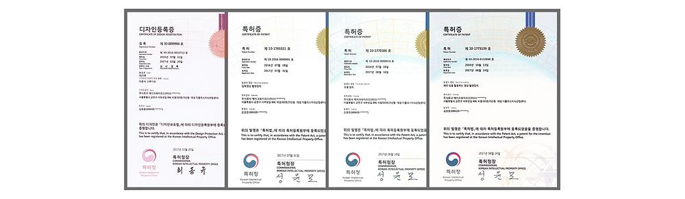 국내 특허를 보유한 3DScanPlus