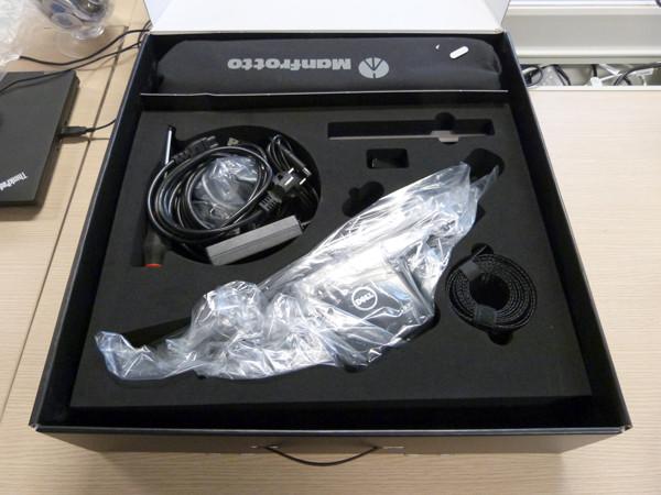 스캔인어박스FX의 본체 박스 구성품