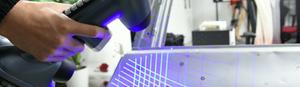 AltairScan, Blue Laser 3D Scanner