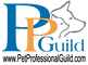 Badge for membership in Pet Professional Guild