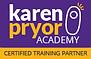 Badge for Karen Pryor Academy Certified Training Partner