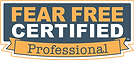 Badge for Fear Free Certified Professional