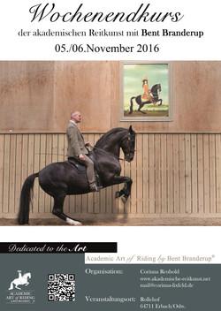 Wochenendkurs Bent Nov 2016