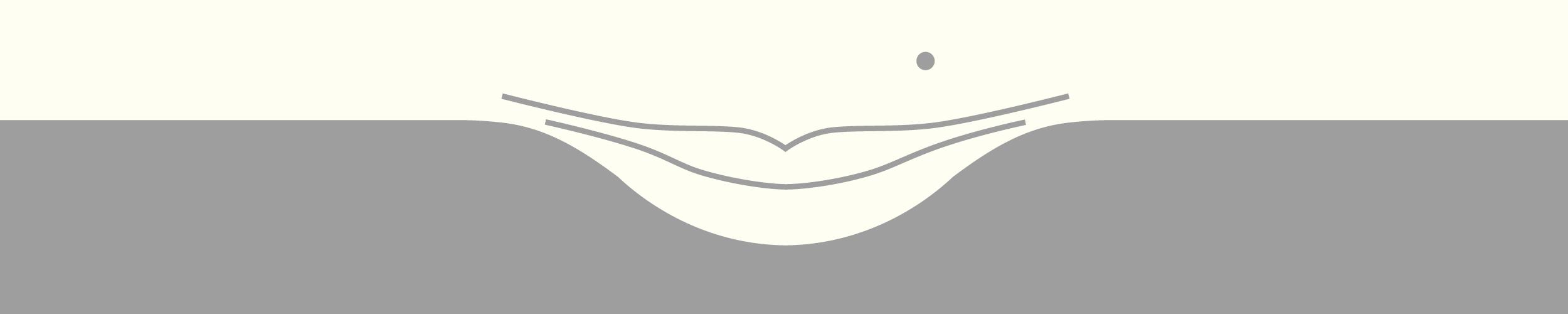 Logo-Mund KONTAKT GRAU