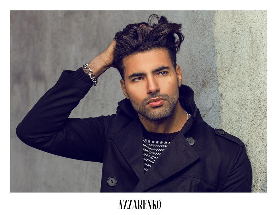 Featured in Azzarenko Magazine