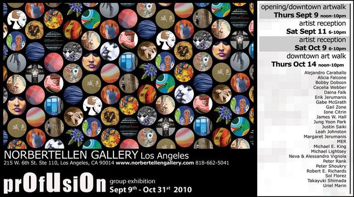 Norbertellen Gallery Group Exhibit