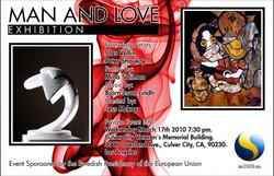 Man and love World Tour EU Sposor