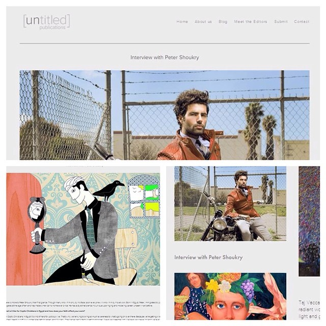 Featured in Untitled Publications
