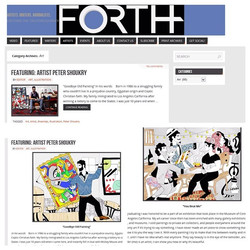 Featured in Forth magazine