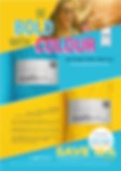 rico design creative cotton aran yarn graphic design magazine advert