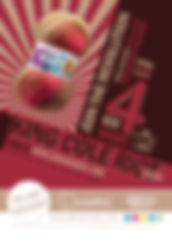king cole yarn riot graphic design magazine advert