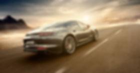 Porsche Supercar Motorsport automotive photography retouching