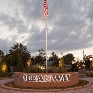 OCEANWAY TOWN CENTER STREETSCAPE