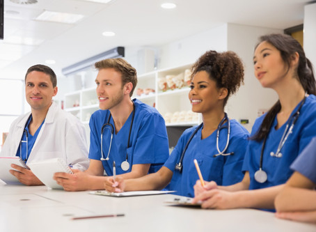 New student or new nurse tips: by healthcare professionals