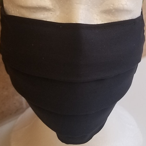 Traditional Handmade Replaceable Filter Face Mask