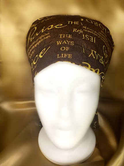 Prayer  Scrub Hat