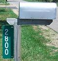 Order a Address Sign | Ballville Volunteer Fire Department