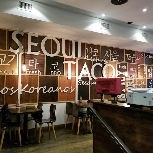 Seoul Taco