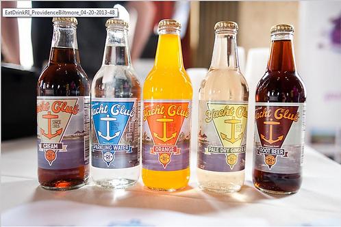 R.I. Yacht Club Sparkling Water & Sodas