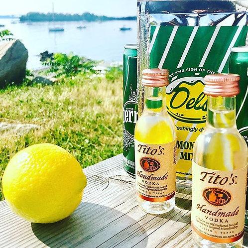 Del's Individual Lemonade Packet