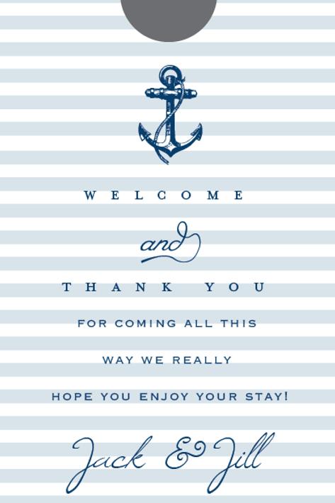 anchor hanger