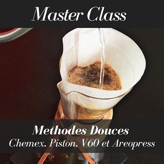 Master Class- Methodes Douces