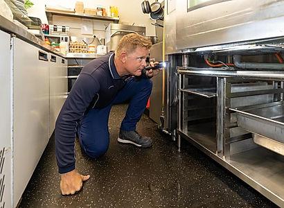 Commercial kitchen pest inspection Total
