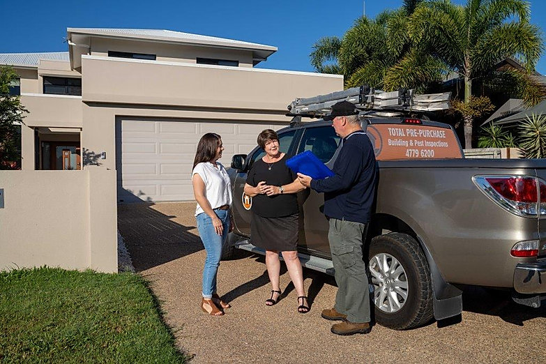 Home purchase inspection Total Pre Purchase Building and Pest Townsville
