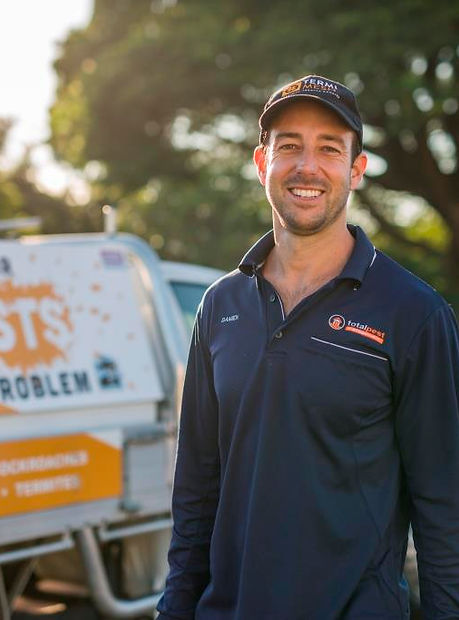 Total pest management Townsville North Queensland make a booking