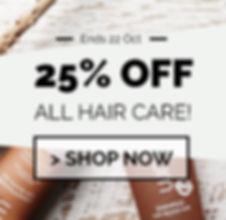 Hair Care Sale