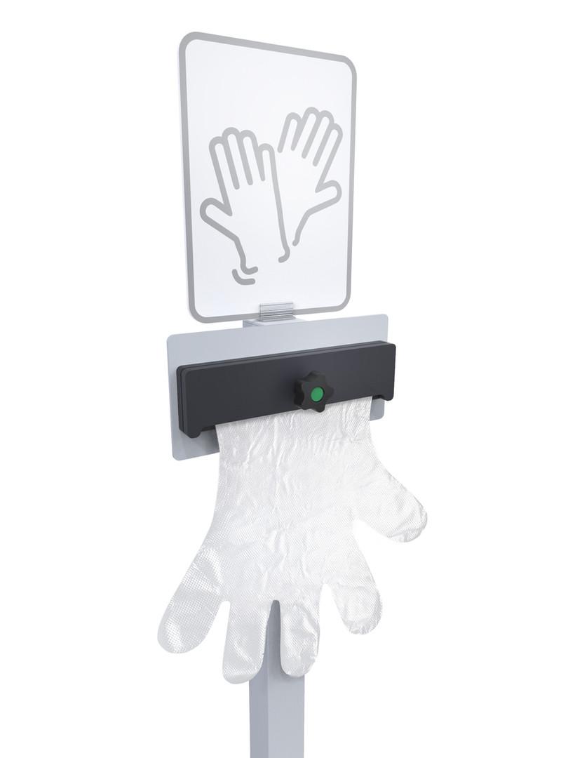 Handschoen dispenser
