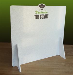 Tafelscherm The Comic