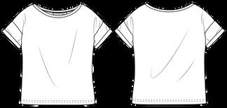 T-shirt fille - Little Marc Jacobs