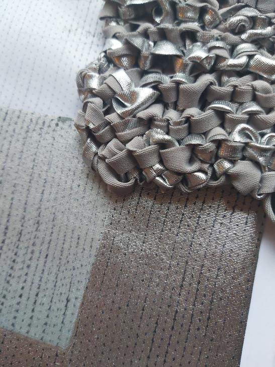 Création textile / METAL MOTION