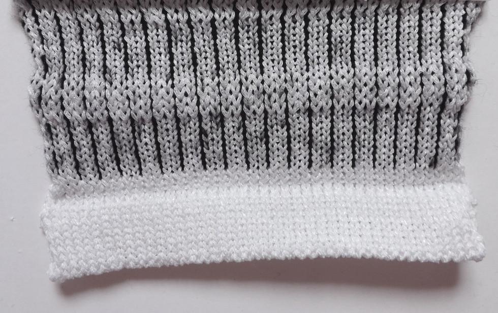Création textile maille art1