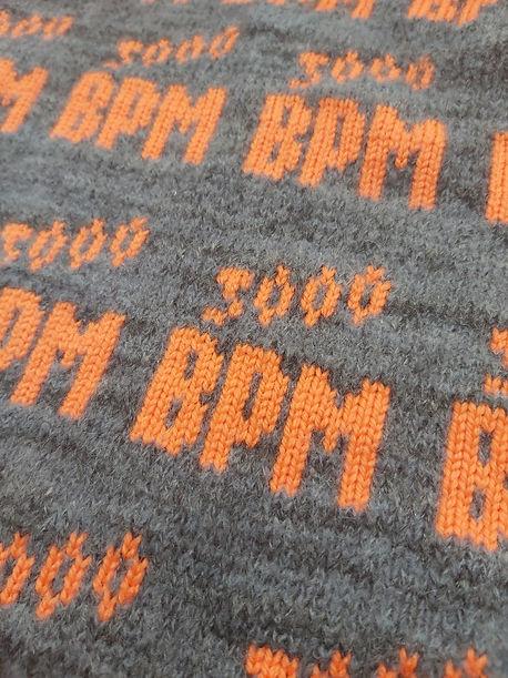 3000BPM Jacquard Création Textile