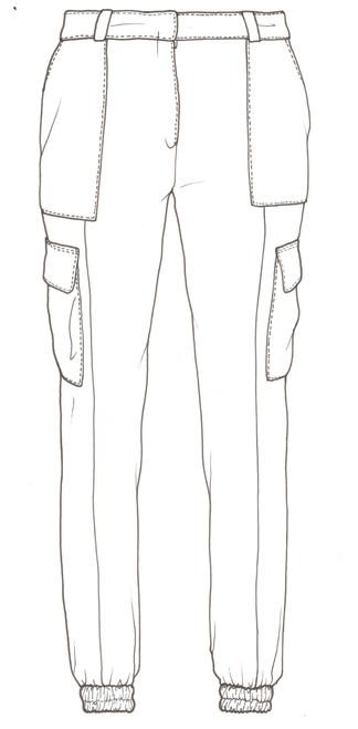 Pantalon à poches femme - Juun.J
