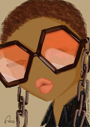 Gucci sunglasses edged